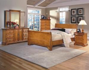 Honey Creek Bedroom Group