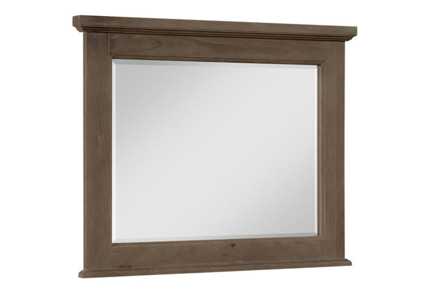692446 Mirror: Real wood bedroom furniture at local furniture store in Nashville TN