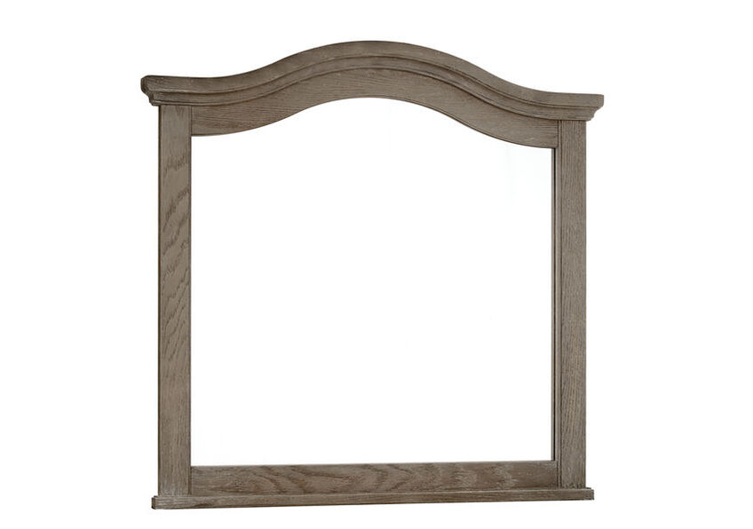 766446-1 Mirror: Real wood bedroom furniture at local furniture store in Nashville TN