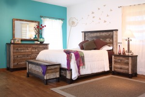Antique Bedroom Group By International Furniture Direct