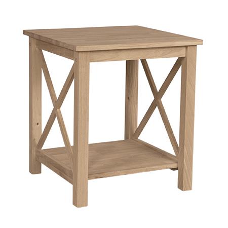 Furniture Store Wood side table - bedroom furniture | Nashville, TN